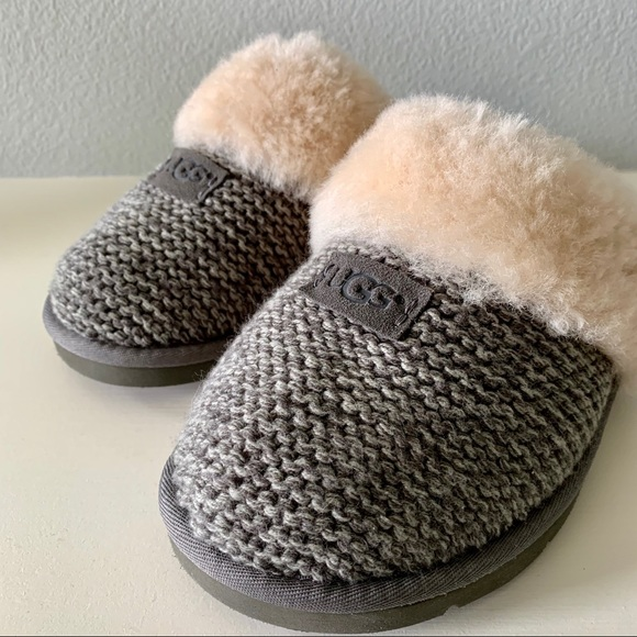 7988636d6 UGG Shoes | Womens Cozy Knit Slipper Nwob | Poshmark